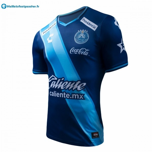 Maillot Foot Pas Cher Club Puebla Exterieur Tenis Charly 2017 2018