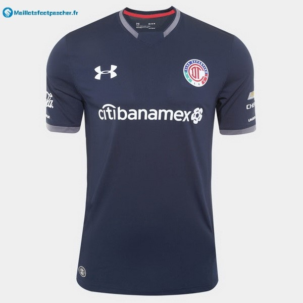 Maillot Foot Pas Cher Deportivo Toluca Third 2017 2018