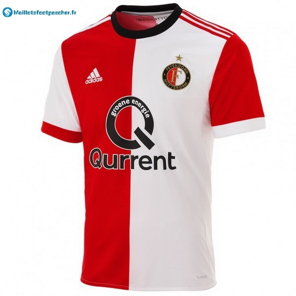 Maillot Foot Pas Cher Feyenoord Rotterdam Domicile 2017 2018