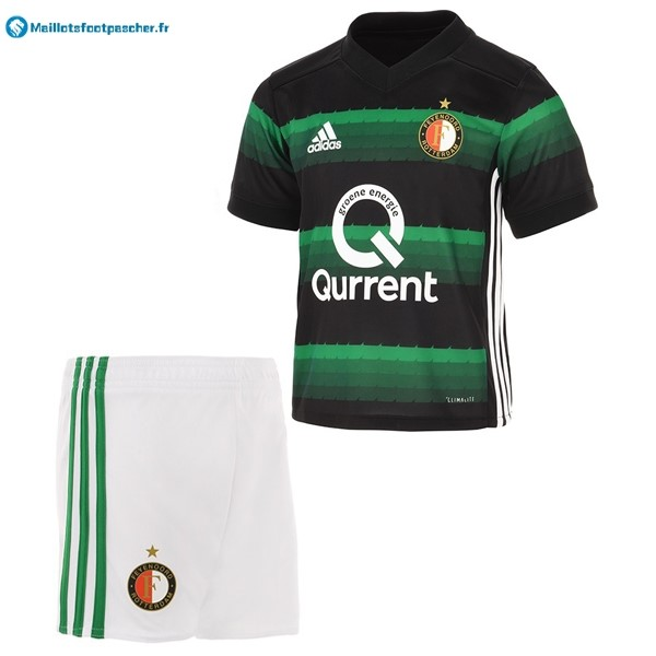 Maillot Foot Pas Cher Feyenoord Rotterdam Enfant Exterieur 2017 2018