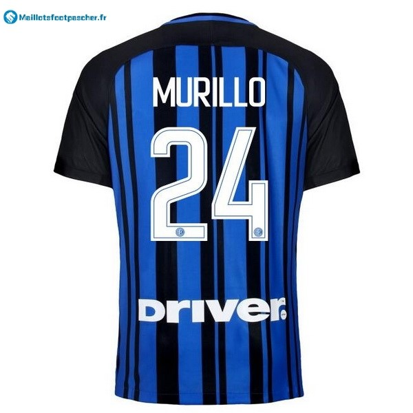 Maillot Foot Pas Cher Inter Domicile Murillo 2017 2018
