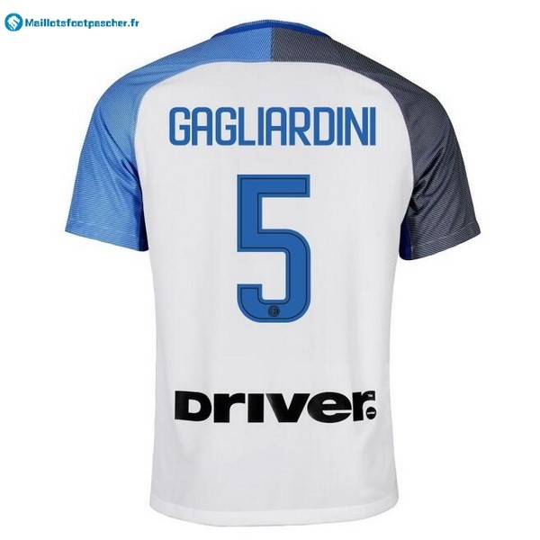Maillot Foot Pas Cher Inter Exterieur Gagliardini 2017 2018