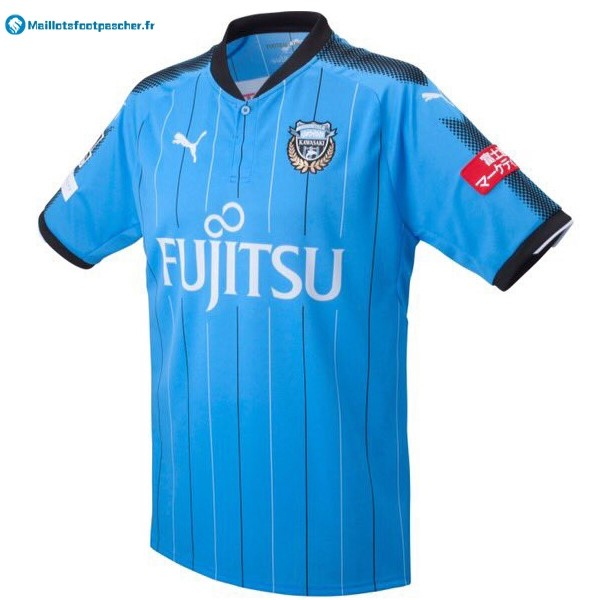 Maillot Foot Pas Cher Kawasaki Frontale Domicile 2017 2018