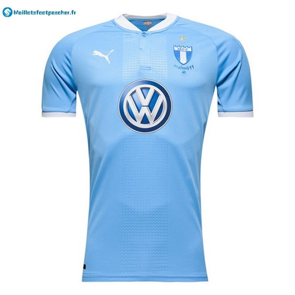 Maillot Foot Pas Cher Malmö FF Domicile 2017 2018