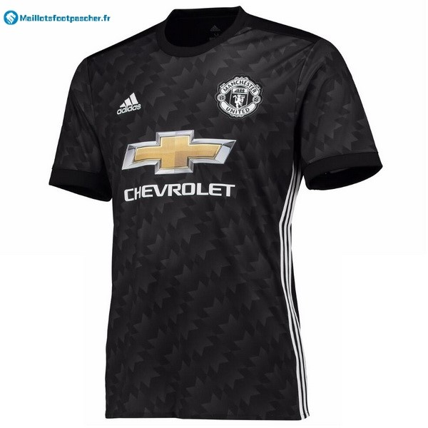 Maillot Foot Pas Cher Manchester United Exterieur 2017 2018