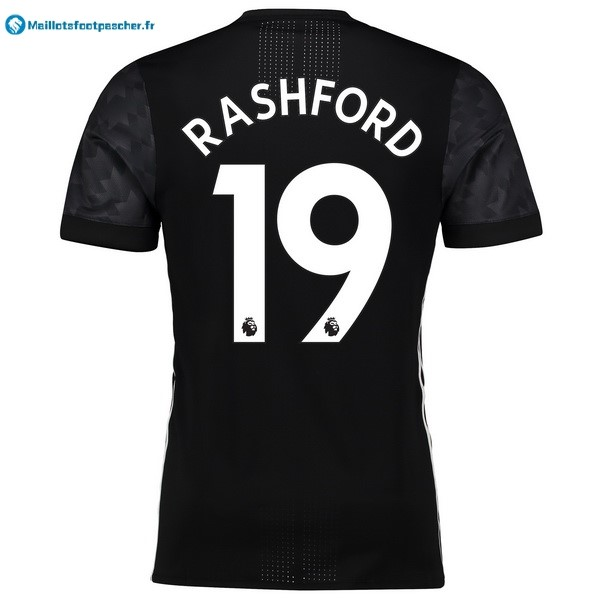 Maillot Foot Pas Cher Manchester United Exterieur Rashford 2017 2018