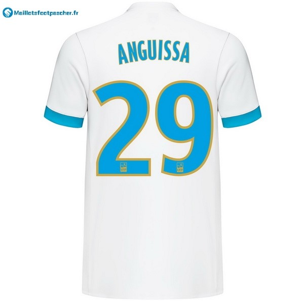 Maillot Foot Pas Cher Marseille Domicile Anguissa 2017 2018