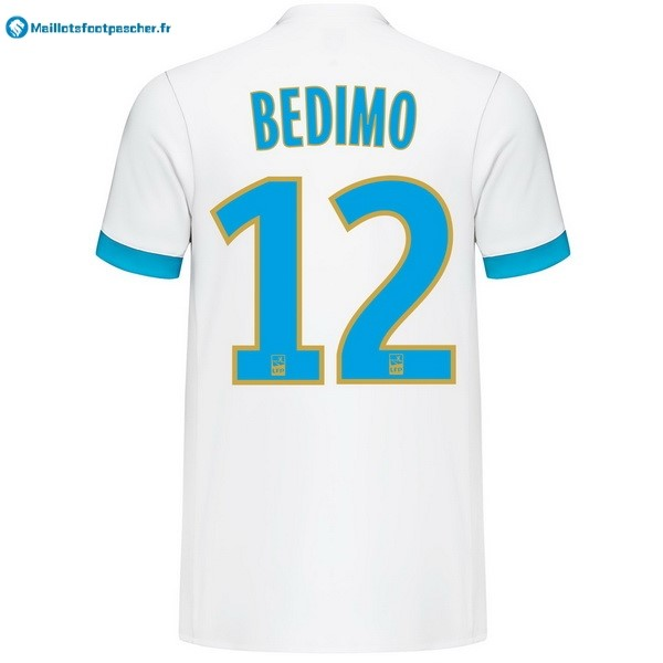 Maillot Foot Pas Cher Marseille Domicile Bedimo 2017 2018