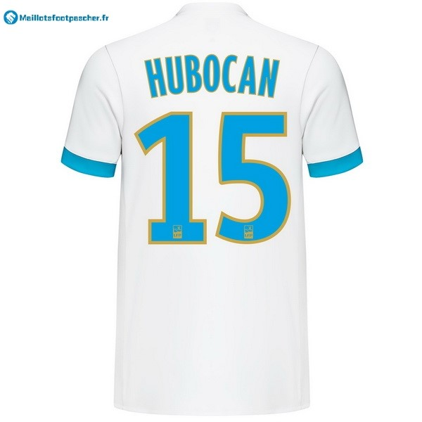 Maillot Foot Pas Cher Marseille Domicile Hubocan 2017 2018