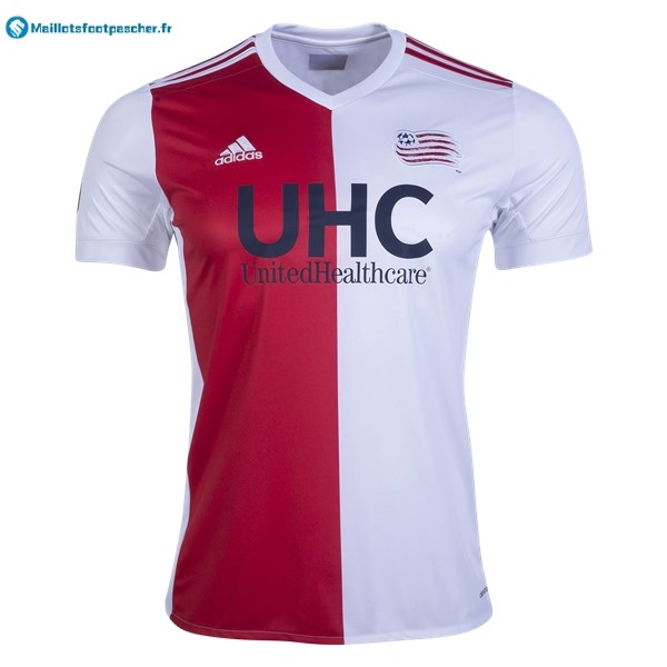 Maillot Foot Pas Cher New England Revolution Domicile 2017 2018