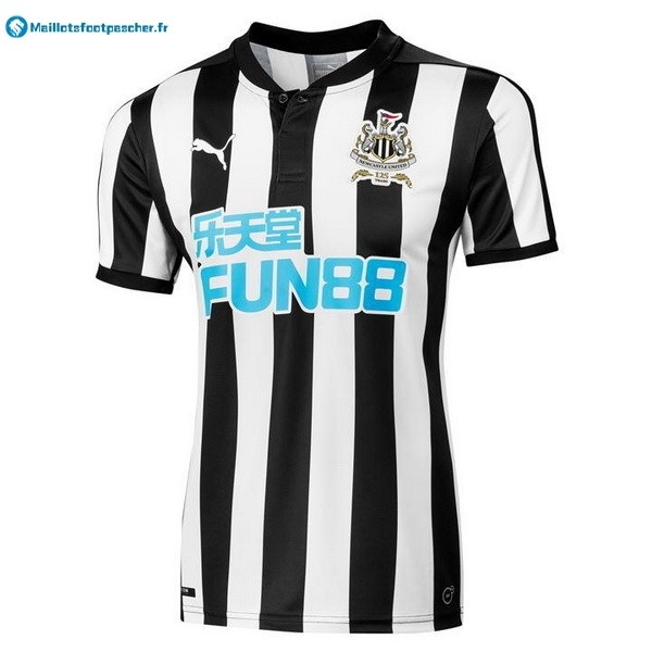 Maillot Foot Pas Cher Newcastle United Domicile 2017 2018