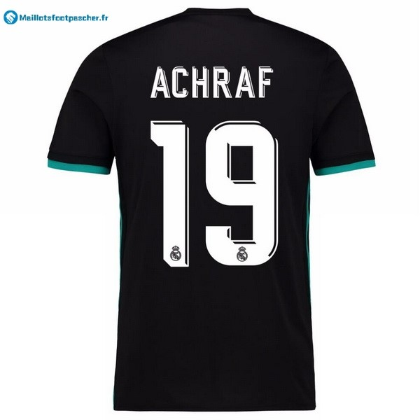 Maillot Foot Pas Cher Real Madrid Exterieur Achraf 2017 2018