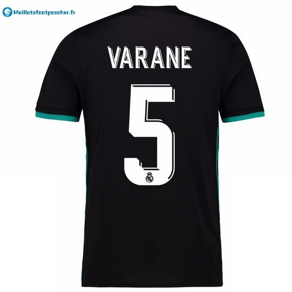 Maillot Foot Pas Cher Real Madrid Exterieur Varane 2017 2018