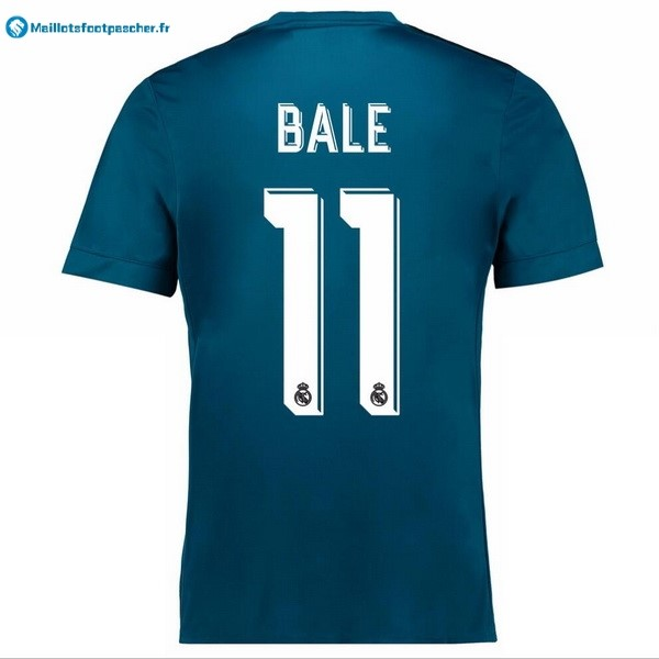 Maillot Foot Pas Cher Real Madrid Third Bale 2017 2018
