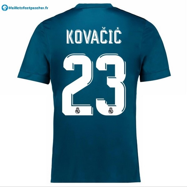 Maillot Foot Pas Cher Real Madrid Third Kovacic 2017 2018