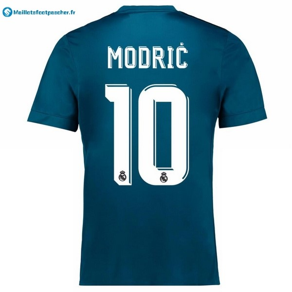 Maillot Foot Pas Cher Real Madrid Third Modric 2017 2018