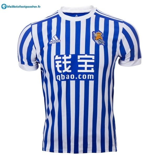 Maillot Foot Pas Cher Real Sociedad Domicile 2017 2018