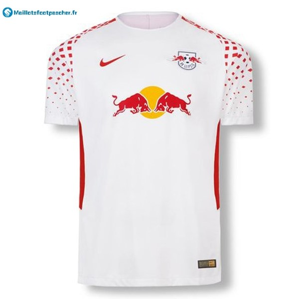 Maillot Foot Pas Cher Red Bulls Leipzig Domicile 2017 2018