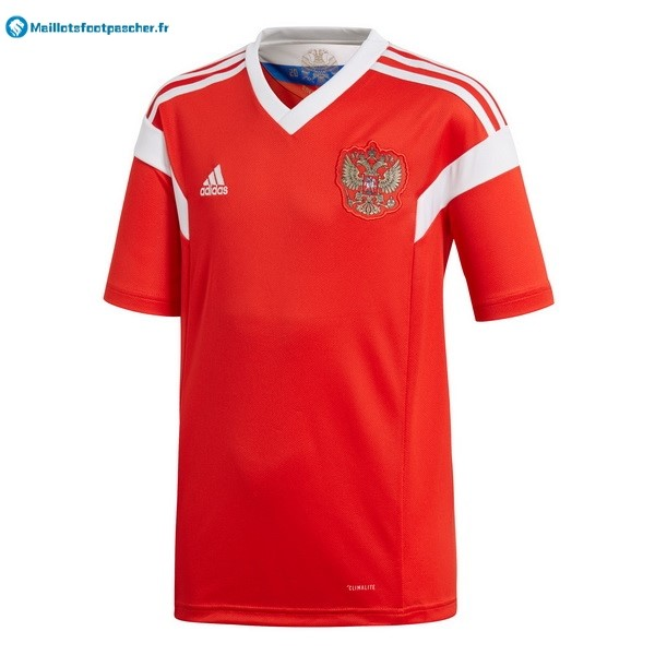 Maillot Foot Pas Cher Russie Domicile 2018