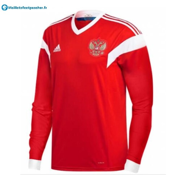 Maillot Foot Pas Cher Russie Domicile ML 2018