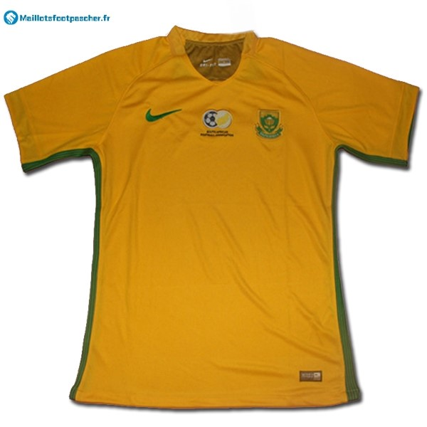 Maillot Foot Pas Cher Sudafrica Domicile 2017