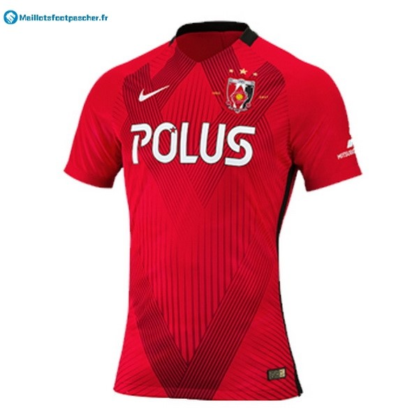 Maillot Foot Pas Cher Urawa Red Diamonds Domicile 2017 2018