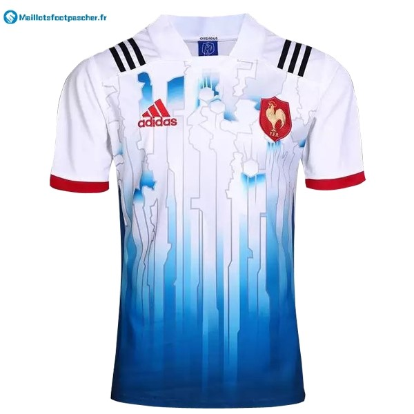 Maillot Rugby Pas Cher France Domicile 2016 2017