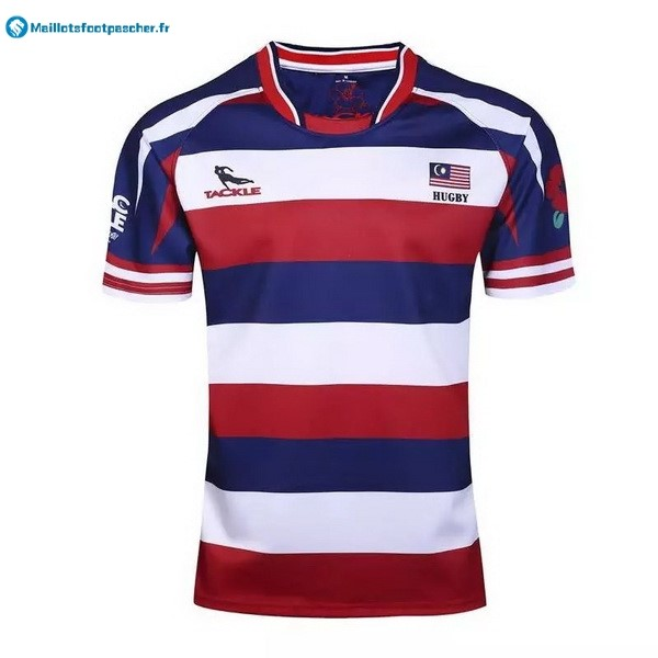 Maillot Rugby Pas Cher Malasia Domicile 2016 2017