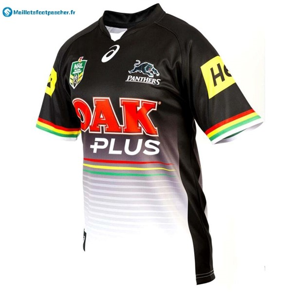 Maillot Rugby Pas Cher Penrith Panthers Asics Domicile 2017