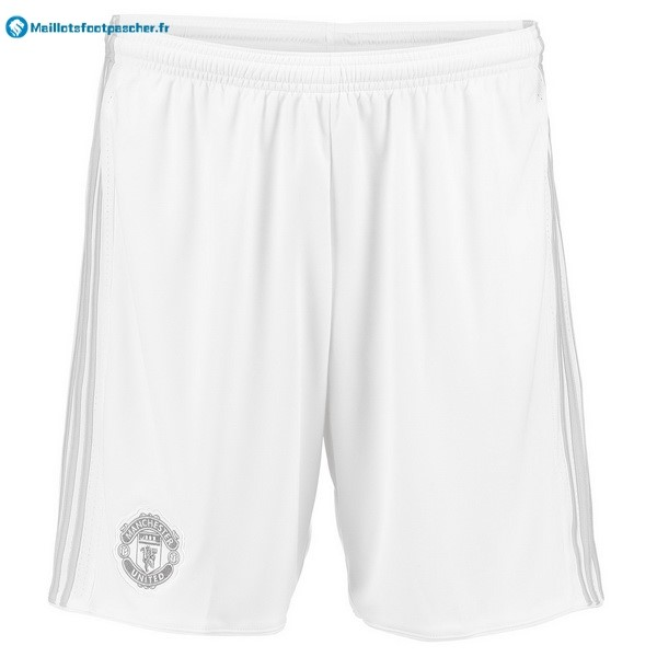 Pantalon Foot Pas Cher Manchester United Third 2017 2018