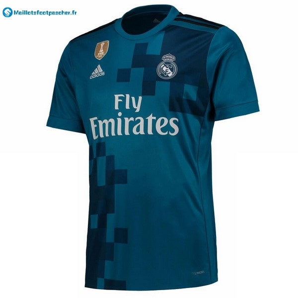 Thailande Maillot Foot Pas Cher Real Madrid Third 2017 2018